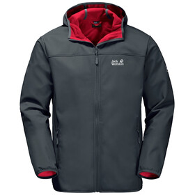 Jack Wolfskin Northern Point Jas Heren, ebony
